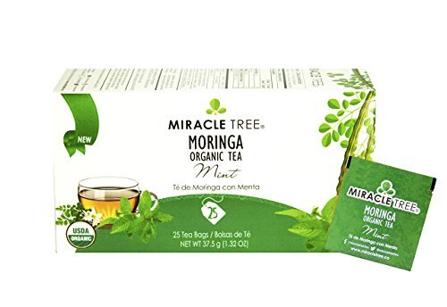 Miracle Tree Moringa organic tea